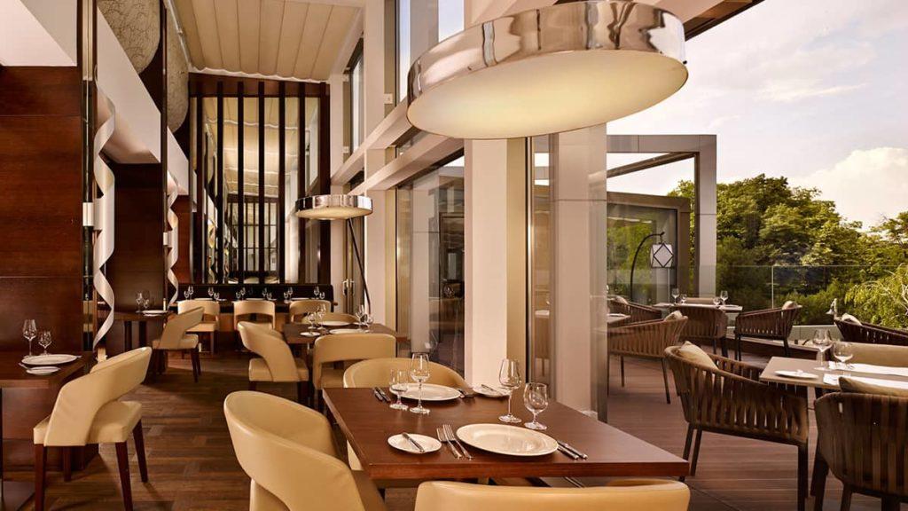 Metropol Palace restaurant