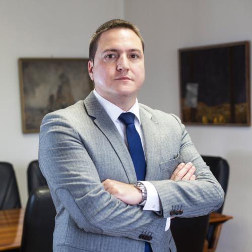 Branko Ružić, ministar državne uprave i lokalne samouprave u Vladi Srbije